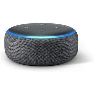 エコー(ECHO)のEcho Dot スマートスピーカー  チャコール (その他)
