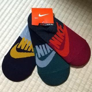 ナイキ(NIKE)の24~26センチ  NIKE靴下3足(ソックス)