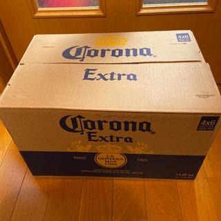 コロナ(コロナ)のコロナビール エキストラ 355ml  24本 新品(ビール)