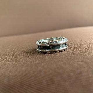 シルバーリング2つ&ピアス両耳セット 925(リング(指輪))