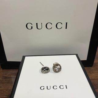 グッチ(Gucci)のgucci ピアス 確実正規品(ピアス(両耳用))