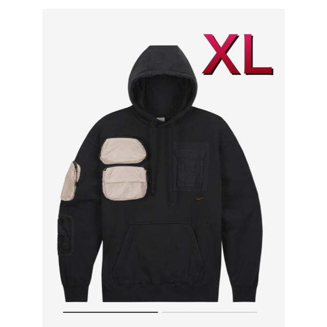 NIKE(ナイキ)のNIKE travis scott utility hoodie XL メンズのトップス(パーカー)の商品写真