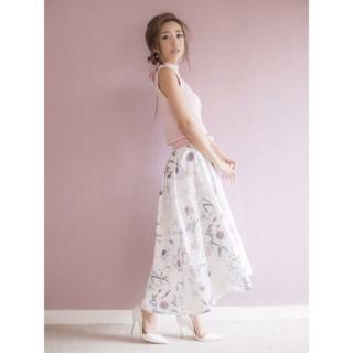 eimy istoire - 花柄スカート