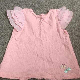 ビケットクラブ(Biquette Club)のビケットクラブ 半袖 Tシャツ 女の子 80(Tシャツ)