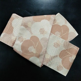 小袋帯 リバーシブル 長尺 新品(浴衣帯)