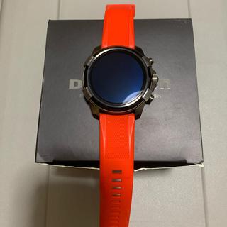 ディーゼル(DIESEL)のDIESEL スマートウォッチ 腕時計(腕時計(デジタル))