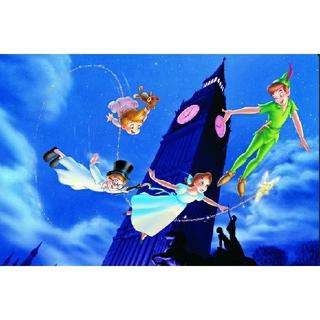 ディズニー(Disney)の【お取り寄せ確認用】ピーターパン 背景布(ポスター)