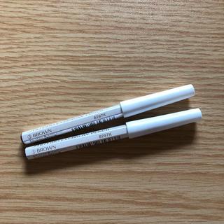 シセイドウ(SHISEIDO (資生堂))の資生堂眉墨鉛筆3番ブラウン  アイブロウペンシル未使用未開封 2本セット(アイブロウペンシル)
