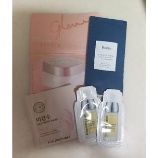 チャアンドパク(CNP)の韓国化粧品サンプルセット(サンプル/トライアルキット)