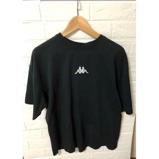 カッパ(Kappa)のkappa Tシャツ 新品タグ付き(Tシャツ/カットソー(半袖/袖なし))