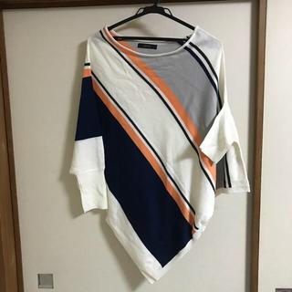 イマージュ(IMAGE)のニット(Tシャツ/カットソー(半袖/袖なし))