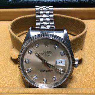 ロレックス(ROLEX)のロレックス DATE JUST(腕時計(アナログ))