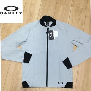 Oakley - S 新品 OAKLEY オークリー  メンズ ゴルフジャケット  ブルゾン 春夏
