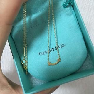 Tiffany & Co. - Tiffany T スマイルペンダント
