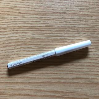 シセイドウ(SHISEIDO (資生堂))の資生堂眉墨鉛筆3番ブラウン  アイブロウペンシル未使用未開封 送料無料(アイブロウペンシル)