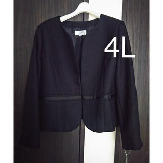 シマムラ(しまむら)のジャケット  4L  大きいサイズ(テーラードジャケット)