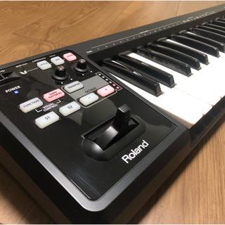 ローランド(Roland)のRoland A-49-BK(MIDIコントローラー)