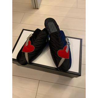 グッチ(Gucci)の新品 GUCCI グッチ スリッポン 靴 サンダル シューズ ローファー(スリッポン/モカシン)