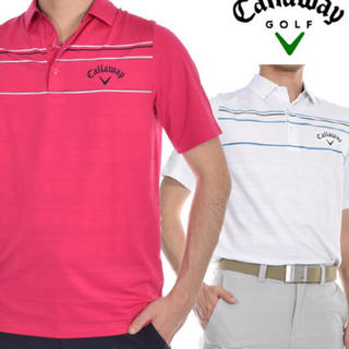 キャロウェイゴルフ(Callaway Golf)のキャロウェイ Callaway シャツ 春夏メンズゴルフウエア(ポロシャツ)