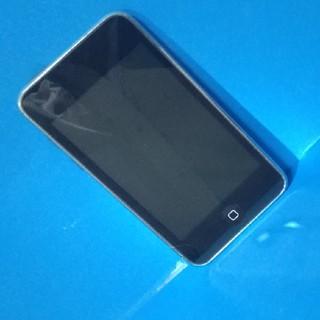アイポッドタッチ(iPod touch)のApple iPod touch 第3世代  32GB 黒(ポータブルプレーヤー)