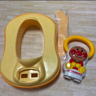 アンパンマン(アンパンマン)のアンパンマン トイレトレーニング(補助便座)