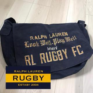 ラルフローレン(Ralph Lauren)のメッセンジャーバッグ ラルフローレン Ralph Lauren ネイビー (メッセンジャーバッグ)