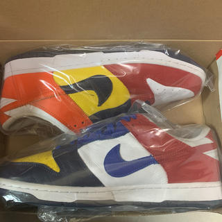 """NIKE - NIKE DUNK LOW """"what the"""" 28.0cm"""