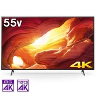 BRAVIA - 4K液晶テレビ ブラビア「KJ-55X8000H」