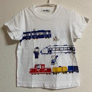 familiar - ファミリア 半袖 tシャツ