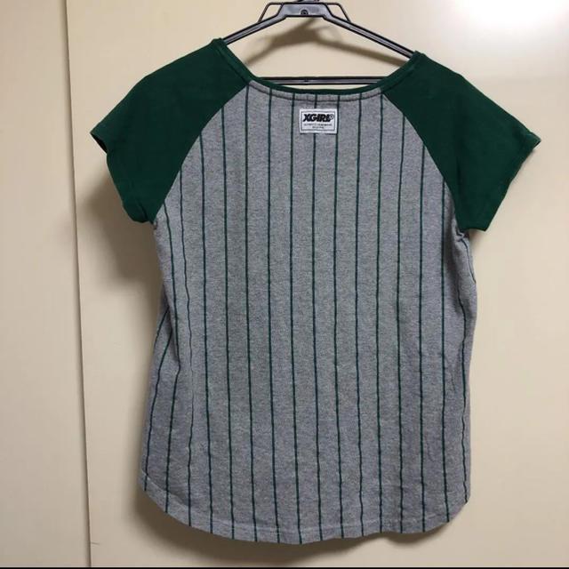 X-girl(エックスガール)のX-girl  Tシャツ レディースのトップス(Tシャツ(半袖/袖なし))の商品写真