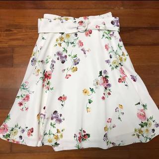 MISCH MASCH - 花柄スカート