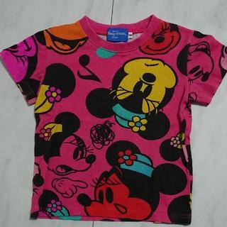Disney - 【100】ディズニー ミニー Tシャツ