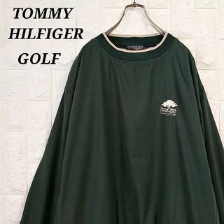 トミーヒルフィガー(TOMMY HILFIGER)のトミーヒルフィガー プルオーバー オーバーサイズ GOLF アースカラー(その他)