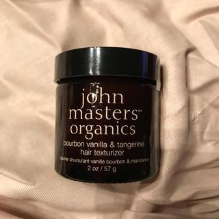 ジョンマスターオーガニック(John Masters Organics)のジョンマスター  オーガニック BVヘアテクスチャライザー(ヘアワックス/ヘアクリーム)