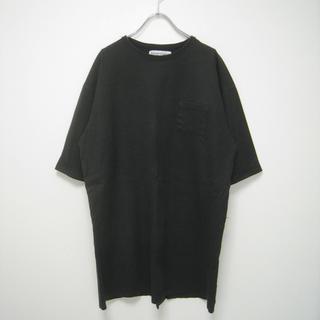 アメリカーナ(AMERICANA)のドゥーズィエム購入 アメリカーナ バックスリット ビッグ カットソー Tシャツ(Tシャツ(半袖/袖なし))