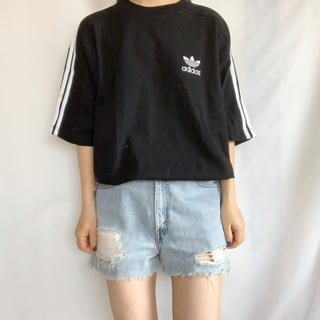 アディダス(adidas)のadidas 90s ラインTEE(Tシャツ/カットソー(半袖/袖なし))