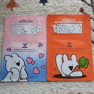 チャアンドパク(CNP)の新品 JAYJUN ジェイジュン フェイスパック 2種(パック/フェイスマスク)