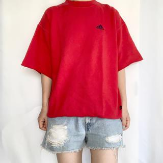 アディダス(adidas)のadidas  90s 半袖スウェットTEE(Tシャツ/カットソー(半袖/袖なし))