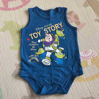 Disney - トイストーリー ロンパース