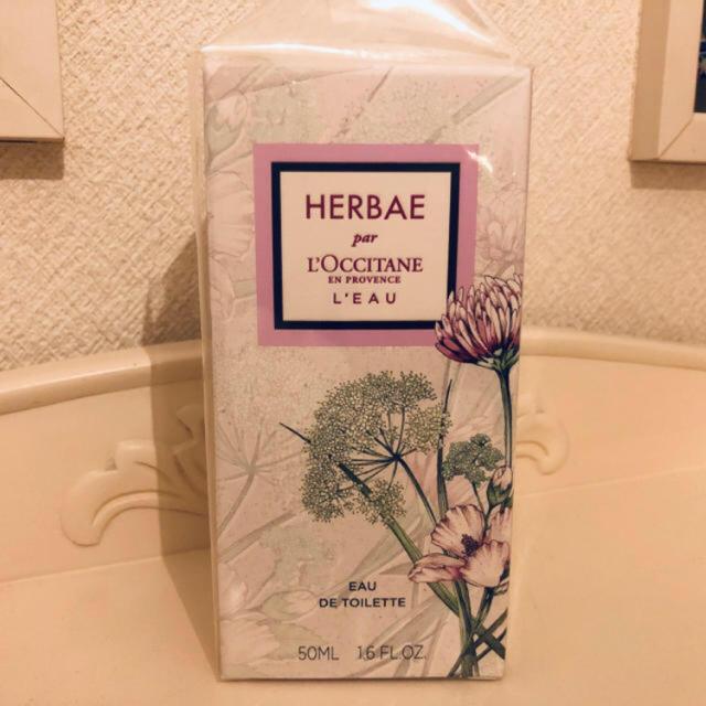 L'OCCITANE(ロクシタン)のロクシタン エルバブランシュ オードトワレ コスメ/美容の香水(香水(女性用))の商品写真