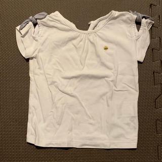 ケイトスペードニューヨーク(kate spade new york)のケイトスペイドkate spade90センチ半袖Tシャツ(Tシャツ/カットソー)