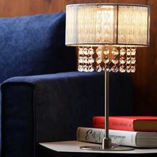 フランフラン(Francfranc)のフランフラン 間接照明 シャンデリア風(フロアスタンド)