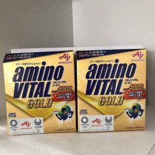 アジノモト(味の素)の味の素 アミノバイタルゴールド 60本(トレーニング用品)