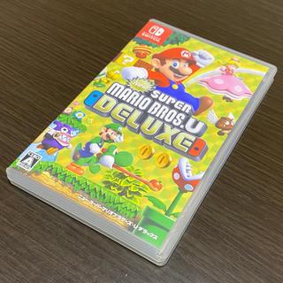 Nintendo Switch - マリオブラザーズUデラックス 任天堂 Switch 送料込み