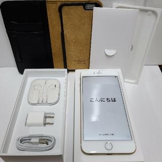 iPhone - 💚iPhone 6 plus プラス 64GB ゴールド ソフトバンク版
