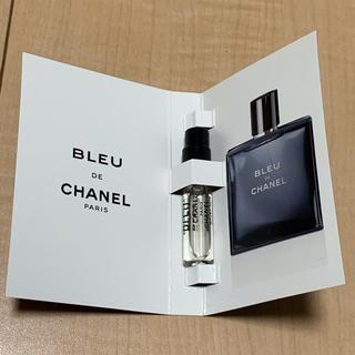 シャネル(CHANEL)のシャネル ブルードゥシャネル(香水(男性用))