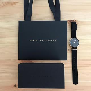 ダニエルウェリントン(Daniel Wellington)の【36㎜】ダニエルウエリントン 腕時計〈DW00100150〉時計本体のみ(腕時計(アナログ))