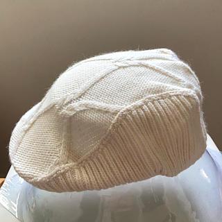 ナイキ(NIKE)のナイキ ニットキャスケット(ハンチング/ベレー帽)