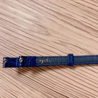 アガット(agete)のYamasale様専用!新品 agate 時計 ベルト アガット(腕時計)