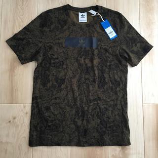 アディダス(adidas)の新品 アディダス(Tシャツ/カットソー(半袖/袖なし))